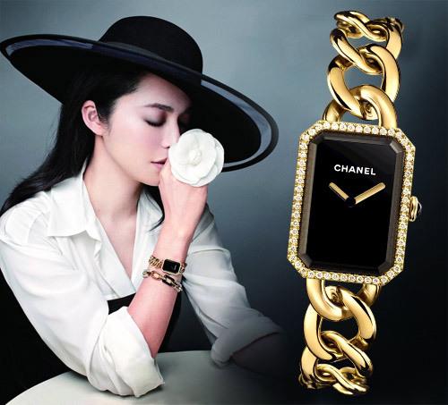 香奈儿premiere手表