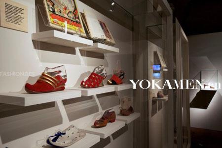 Salvatore Ferragamo这么成熟的品牌都在办童话主题的鞋履展