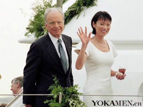 总结邓文迪与默多克婚姻 看美国富豪们如何管理财富