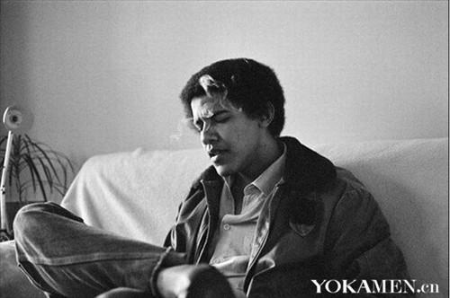 纵观奋斗史 奥巴马如何从�潘客杀涑勺芡�