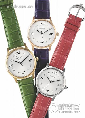Fabergé Horlogerie Alexei系列腕表