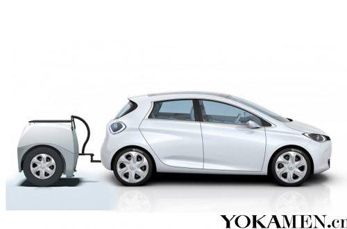 电动车外挂电源:边充边跑