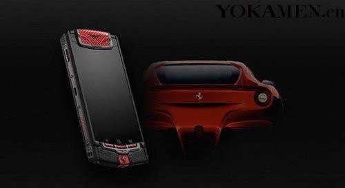 法拉利内饰方面有着举足轻重的作用.而这款手机背面的黑红相高清图片