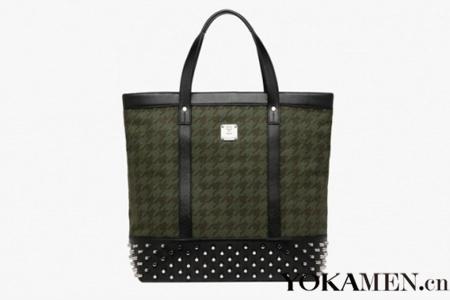 MCM by PHENOMENON-奢侈品牌跨界设计男士包包
