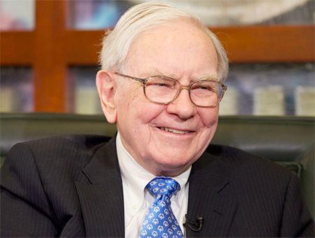 商业大亨沃伦·巴菲特(Warren Buffet)