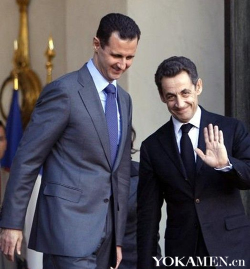 巴沙尔 叙利亚总统 阿萨德