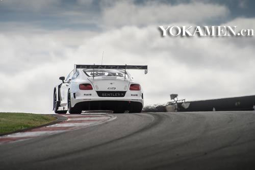 宾利欧陆GT3赛车