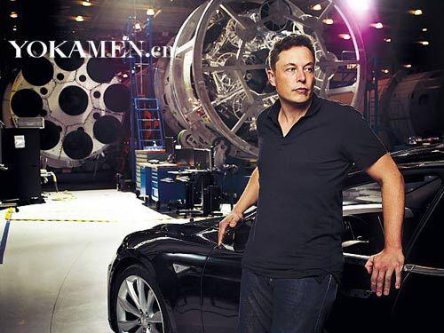 万亿富豪候选人特斯拉汽车总裁艾伦马斯克