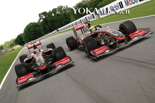 提起迈凯轮就要聊赛车,提起赛车就有F1