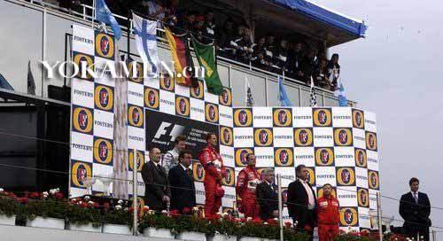 2003年圣马力诺站-伊莫拉:胜告亡母