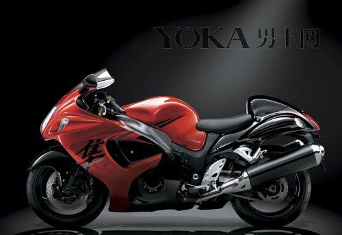 SUZUKI GSX1300R Hayabusa(隼)
