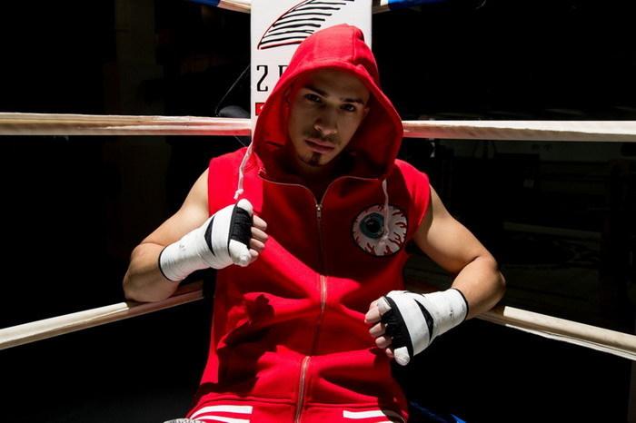 boxing格斗训练素材图