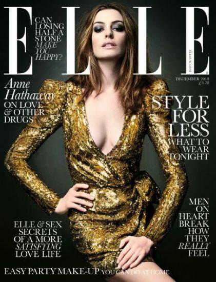 2010欧美女星杂志封面写真全收集