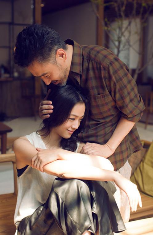 汤唯&吴秀波 最新唯美大片秀知性情侣范(11)