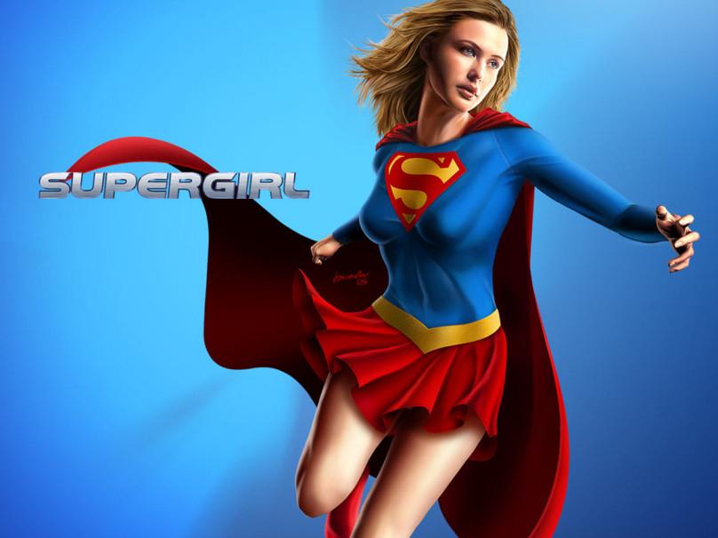 女超人supergirl是美国dc漫画