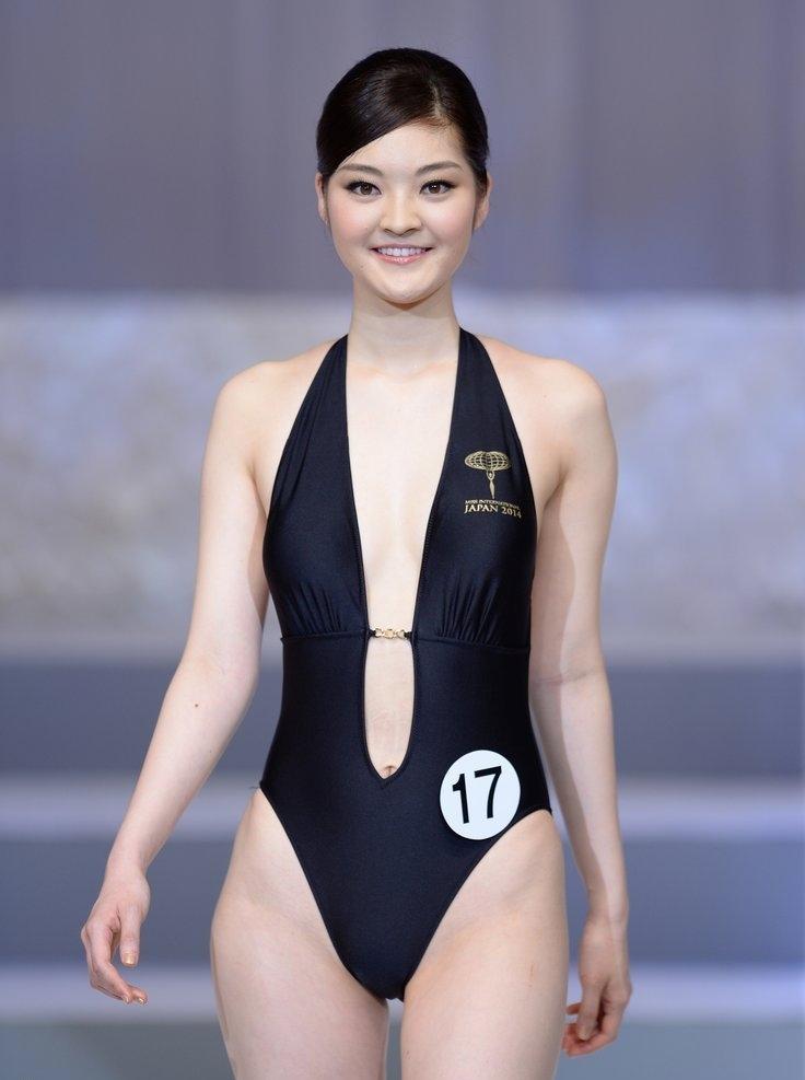 日本小姐泳装和服选美性感性感美女三六零美女日本