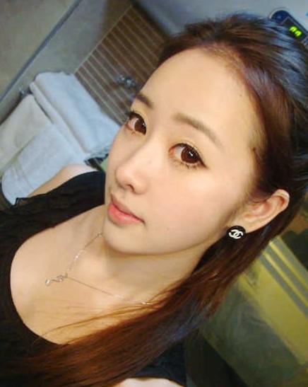 网络红人程琳最新自拍照片